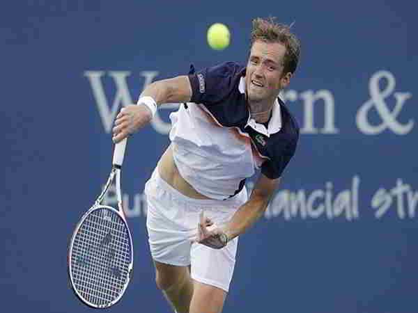 Daniil Medvedev trở thành ứng cử viên cho ngôi vô địch US Open