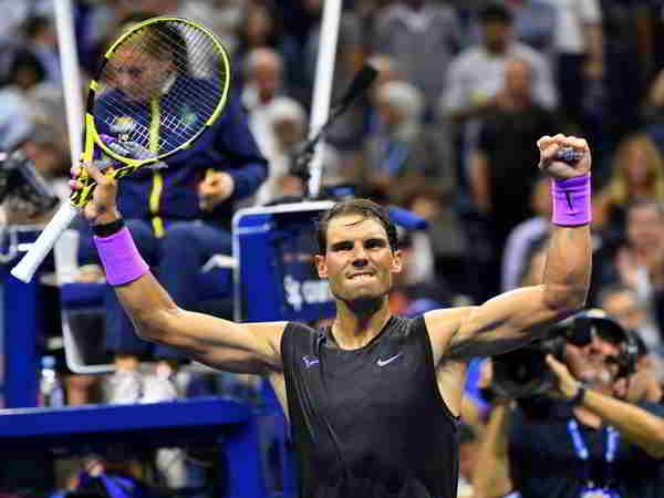 Nadal chiến thắng nhẹ nhàng ngày ra quân US Open 2019