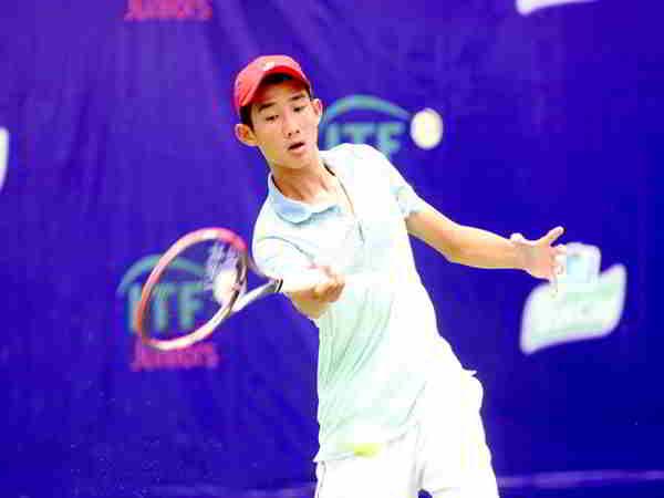 Nguyễn Văn Phương vào thẳng vòng chính đơn nam giải Men's Futures M15 Jakarta