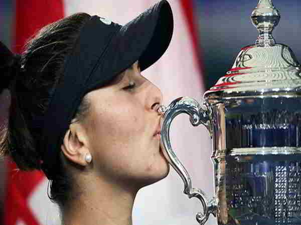 Con đường trở thành số 1 thế giới của Bianca Andreescu