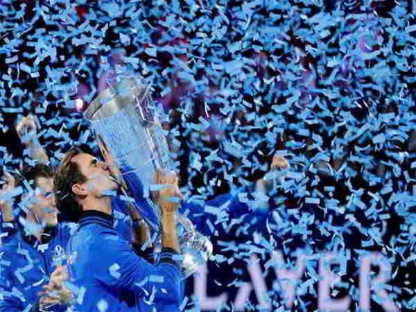 Đội Châu Âu lên ngôi vô địch Laver Cup
