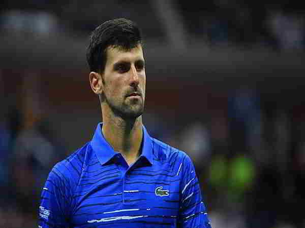 Djokovic đấu ở US Open 2019 luôn mang theo buồng thở oxy