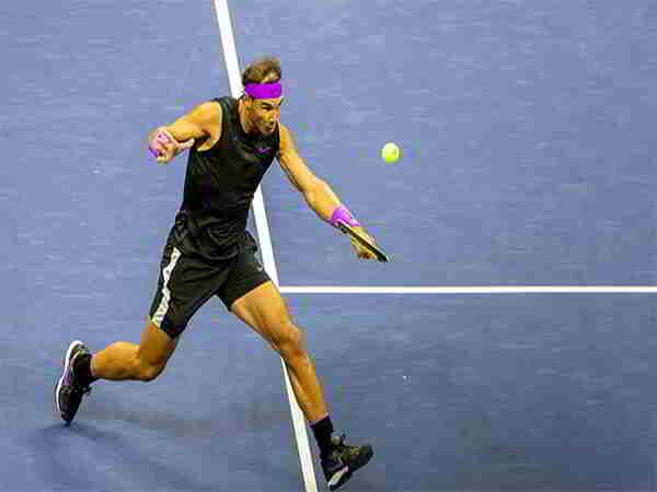 Nadal lần thứ năm giành vé vào chung kết US Open