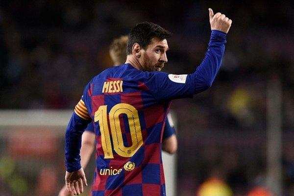 Bóng đá quốc tế 21/2: Messi xác nhận tương với Barca