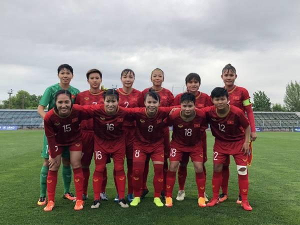 Bóng đá Việt Nam tối 12/6: Đội tuyển nữ Việt Nam nhiều cơ hội dự World Cup nữ 2023