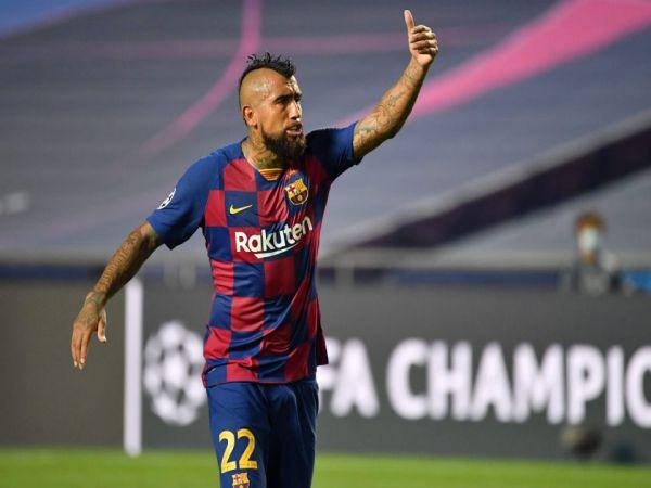 Tin bóng đá sáng 11/9: Inter từ chối yêu cầu của Barca về Vidal