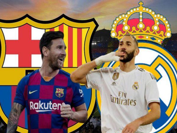Soi kèo Barcelona vs Real Madrid, 21h00 ngày 24/10 - La Liga
