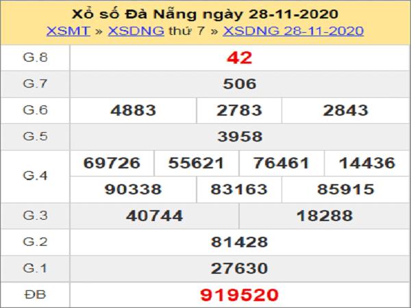 Soi cầu XSDN ngày 02/12/2020- xổ số đà nẵng cùng chuyên gia