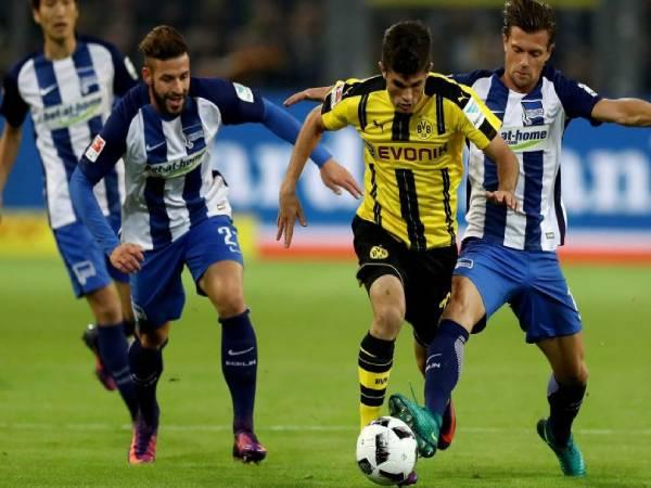 Nhận định, soi kèo Hertha BSC vs Dortmund, 0h30 ngày 14/3