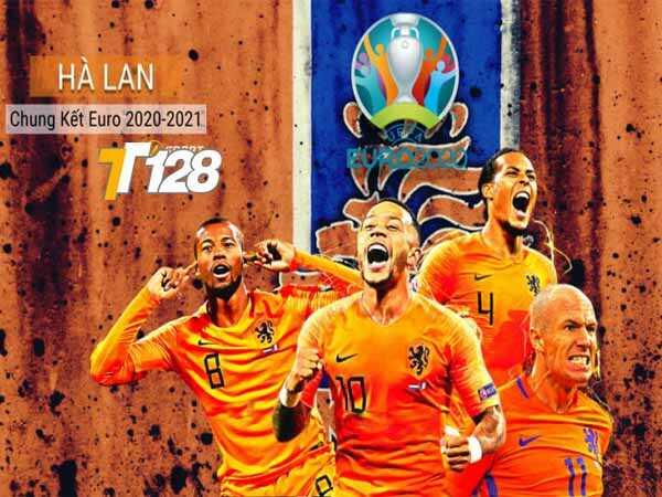 Đội hình dự kiến đội tuyển Hà Lan tham dự tại Euro 2021