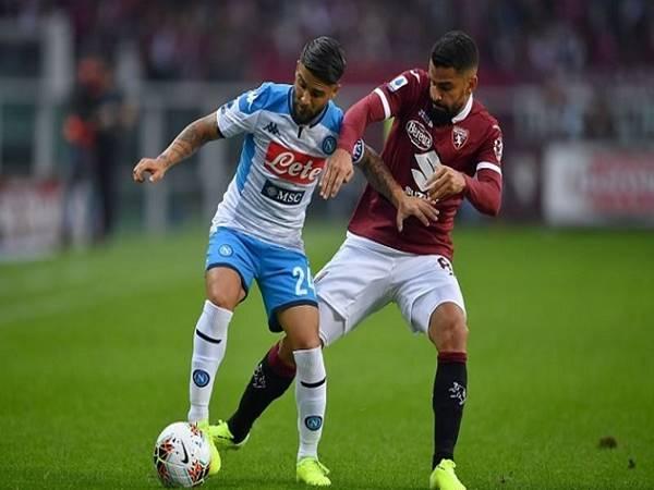 Soi kèo Châu Á trận đấu Torino vs Napoli (23h30 ngày 26/4)