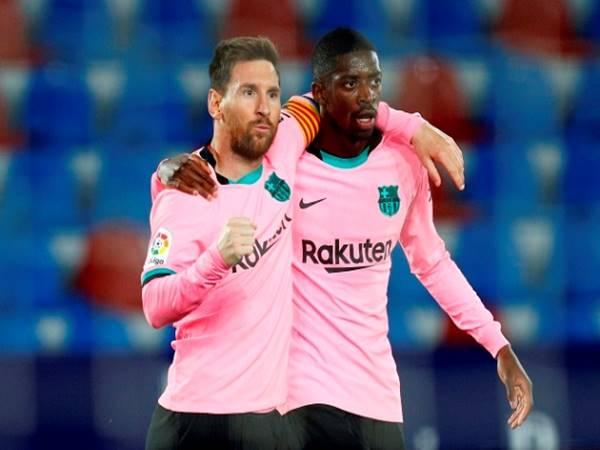 Tin bóng đá 12/5: Barcelona bị Levante cầm hòa lỡ cơ hội vào Top 4