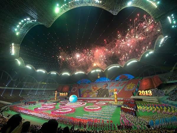 Top 6 sân vận động lớn nhất thế giới với sức chứa khổng lồ