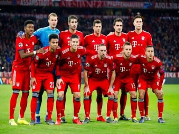 """Câu lạc bộ Bayern Munich - Thông tin chi tiết về """"Hùm Xám"""" xứ Bavaria"""