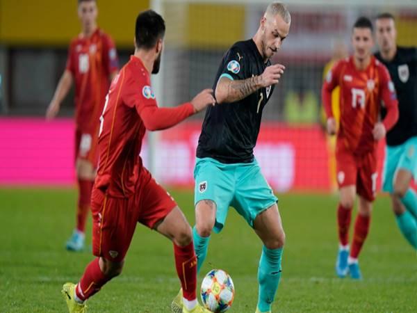 Soi kèo Châu Á Ukraine vs Áo (23h00 ngày 21/6)