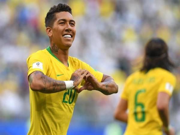 Tổng hợp bóng đá QT 25/6: Firmino chứng tỏ đẳng cấp ở ĐT Brazil