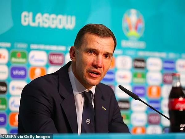 Bóng đá quốc tế 1/7: Shevchenko cảnh báo tuyển Anh