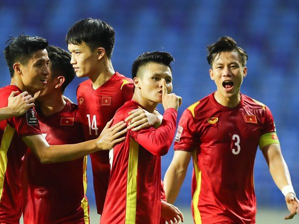 Thông tin đội tuyển bóng đá quốc gia Việt Nam - Những Chiến binh Sao Vàng