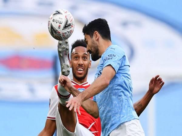 Soi kèo Châu Á Man City vs Arsenal (18h30 ngày 28/8)